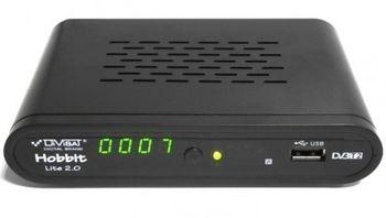 Ресивер цифровой эфирный DVB-T2|T1 HDMI HOBBIT LIGHT 2.0