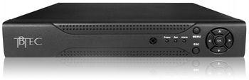 Видеорегистратор 8 канальный гибридный TBTEC TBR-H1708