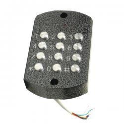 КБД-10 накл. (кодовая панель) Кодовая накладная панель