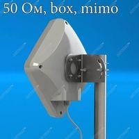 Антенна Petra Broad Bend  MIMO UniBox (GSM-1800/3G/Wi-Fi+4G MIMO) без USB удлинителя