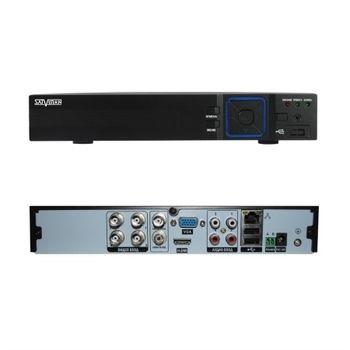 Видеорегистратор 4-канальный цифровой гибридный SVR-4325AH