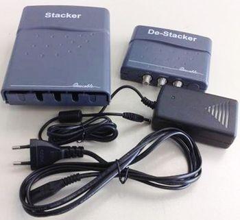 Смеситель-преобразователь INVACOM Stacker De-Stacker DiSEqC
