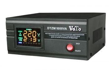 Стабилизатор напряжения DTZM1000VA (black)