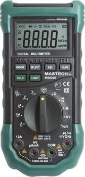 Мультиметр цифровой Mastech MS8268