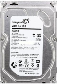 Жесткий диск HDD 4ТБ, SATA 6 Гбит/с, Seagate Video 3.5, ST4000VM000