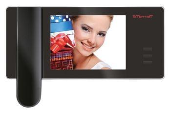 """Монитор видеодомофона цв., диагональ экрана 7"""" до 5 мон. к 2 дверн.блокам TR-E6C"""