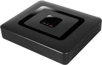 Видеорегистратор 4 канальный UV-DA704-L (AHD-L, гибрид)