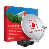 Комплект Спутникового ТВ МТС № 45 (рассрочка)