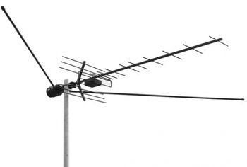 Антенна Эфир Locus L 035.09 1-60 каналов активная