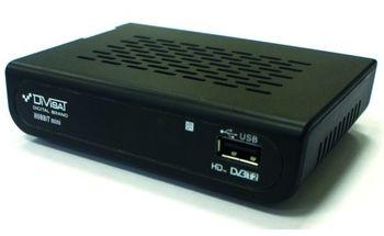 Ресивер цифровой эфирный DVB-T2|T1 HDMI HOBBIT MINI