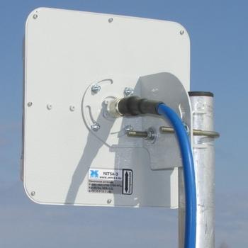 Антенна NITSA-3 панельная направленная GSM900/1800/2100/2700/9-14dBi/N-female