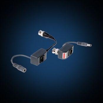 Комплект приемопередатчиков видеосигнала по витой паре на 600 м FE W-VB213 A