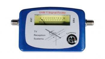 Эфирный измеритель сигнала SF-9506T Signal finder DVB-T/T2