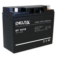 Аккумулятор 1218 Delta DT (12В 18Ач)