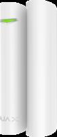 Ajax DoorProtect Plus (white) беспроводной датчик открытия с сенсором удара и наклона
