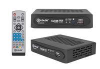 Ресивер цифровой эфирный D-COLOR DVB-T2|T1 HDMI DC930HD