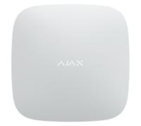 Ajax Hub 2 Plus (white) интеллектуальная централь - 4 канала связи (2SIM LTE, 3G, 2G + Ethernet + WiFi)