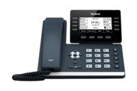 SIP-телефон Yealink SIP-T53W, 12 аккаунтов, USB, Bluetooth, WiFi, GigE, без БП