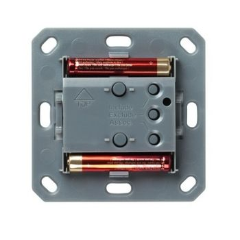 Настенный выключатель на батарейках Z-Wave.Me Wall Controller