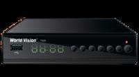 World Vision T62A ресивер для приема цифрового телевидения