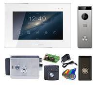 Комплект видеодомофона Tantos Marilyn HD Wi-Fi / Triniti HD / электромеханический замок Atis Lock SSM-CK