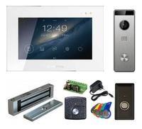 Комплект видеодомофона Tantos Marilyn HD Wi-Fi / Triniti HD / электромагнитный замок MS-180