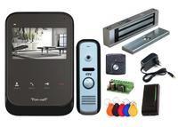 Комплект видеодомофона Tor-Net TR-26 MB / CTV-D1000HD SA / электромагнитный замок MS-180