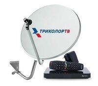 Спутниковое телевидение Триколор ТВ с поддержкой ULTRA HD на 1 телевизор с ресивером GS B622L