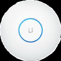 Точка доступа Ubiquiti UniFi AC Pro AP, Скорость при частоте 2.4 GHz 450 Mbps, Скорость при частоте 5 GHz 1300 Mbps