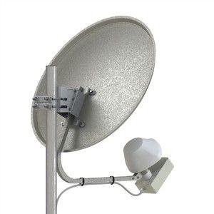 UMO-3 MIMO 2*2 BOX - облучатель (LTE1800/3G/LTE2600) MIMO 2x2/50 Ом/удлинитель USB 10м/ 2*CRC-9-male