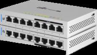 Ubiquiti UniFi Switch 8-60W коммутатор имеет 8 гигабитных Ethernet портов