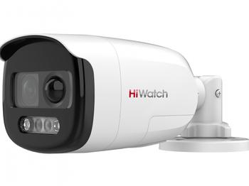 DS-T210X (2.8 mm) TurboX 2Мп уличная цилиндрическая HD-TVI камера с EXIR-подсветкой до 40м