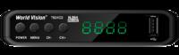 World Vision T624 D2 ресивер для приема цифрового телевидения