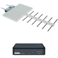 Цифровое ТВ YagiNX - полный комплект