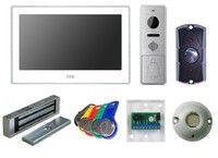 Комплект видеодомофона CTV-M4704AHD / CTV-D4005 / электромагнитный замок MS-180